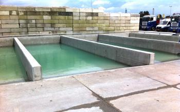 Beton bakken en betonmortel Emmen